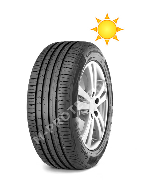 195/65 R15 Continental ContiPremiumContact 5 91V