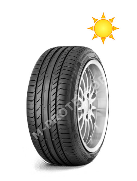 255/55 R18 Continental ContiSportContact 5 SUV 109V