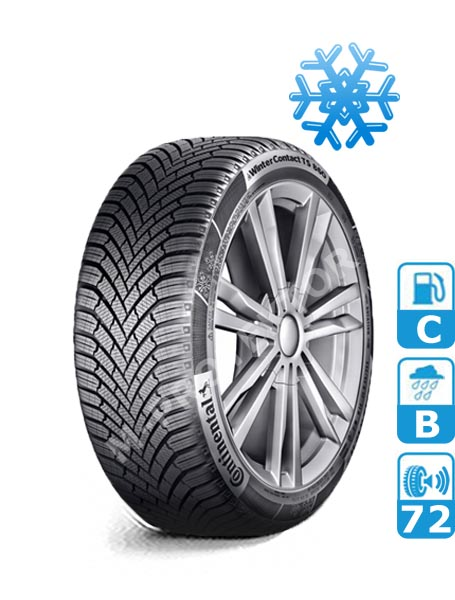 215/55 R16 Continental ContiWinterContact TS 860 93H