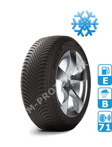 225/50 R17 Michelin Alpin 5 98H
